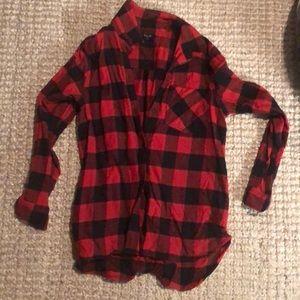 Madewell Flannel Shirt